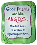 Sculpted Magnet: Good Friends Are Like