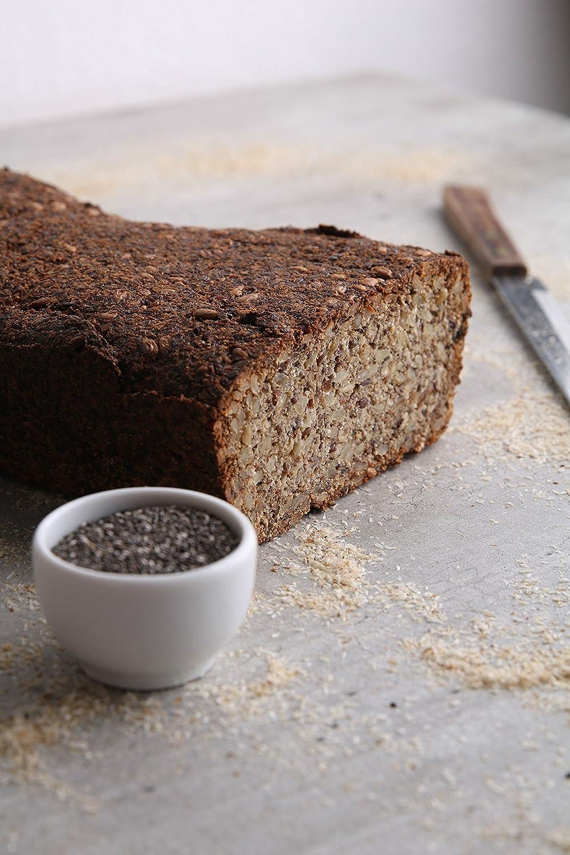 vegane Brotmischung