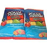 Jolly Rancher Awesome Twosome Fruit Chews, 184g (Pack of 2)