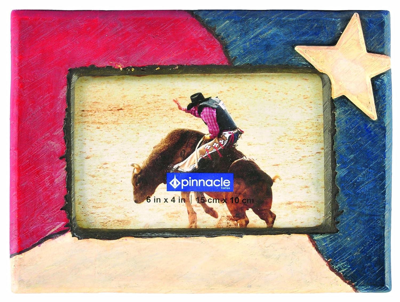 Amazon pinnacle texas flag photo frame luxury frames jeuxipadfo Choice Image