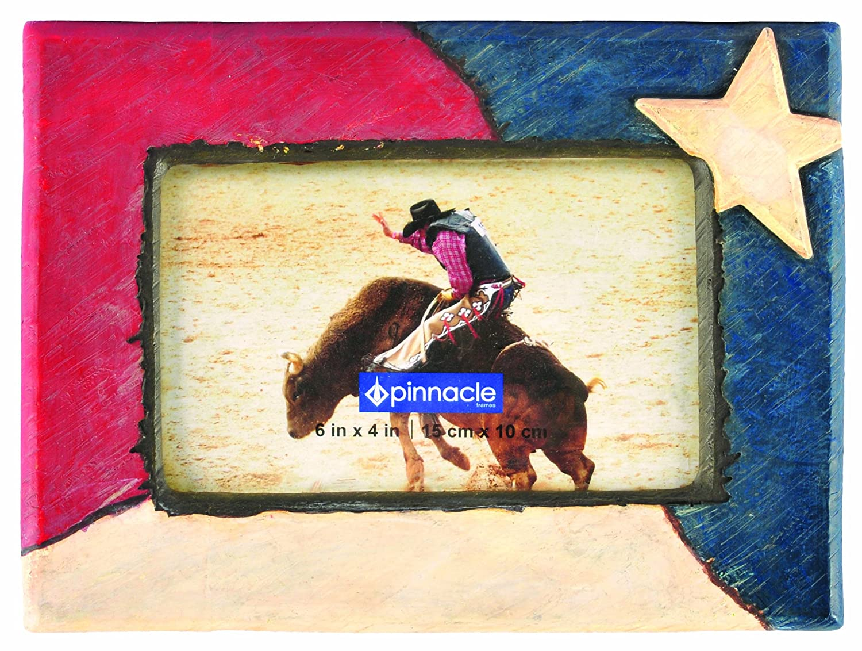 Amazon.com - Pinnacle Texas Flag Photo Frame - Luxury Frames