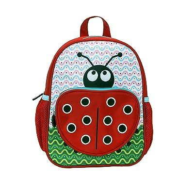 Rockland Jr. My First Backpack, Ladybug, One Size | Kids' Backpacks