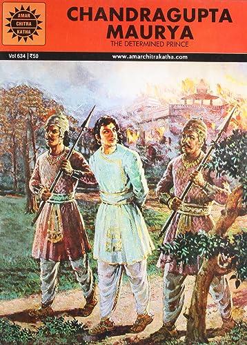 Chandragupta Maurya (Amar Chitra Katha)