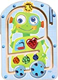HABA Robot Ron Wooden Magnetic Maze Game