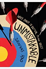 Unmistakable: Why Only Is Better Than Best Hardcover