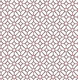 BHF fd22240Ami Gigi Rosa Geometrico Carta da parati–rubino