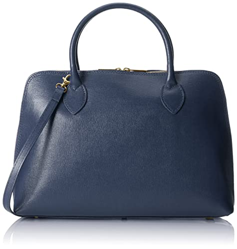 0320bba342 Chicca Borse 2131 Borsa a Mano, 38 cm, Blu: Amazon.it: Scarpe e borse