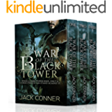 War of the Black Tower: OMNIBUS EDITION of the Dark Epic Fantasy Trilogy: An Epic Fantasy Series