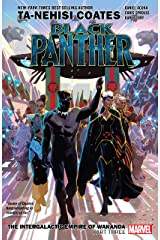 Black Panther Book 8: The Intergalactic Empire Of Wakanda Part Three (Black Panther (2018-)) Kindle Edition