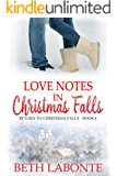 Love Notes in Christmas Falls (Return To Christmas Falls)