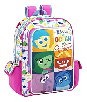 Inside out - Mochila Adaptable a Carro (Safta 611526521): Amazon.es: Equipaje