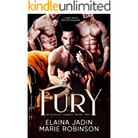Fury: A Dark Mafia Shifter Romance (Blackfang Barons Book 2) book cover
