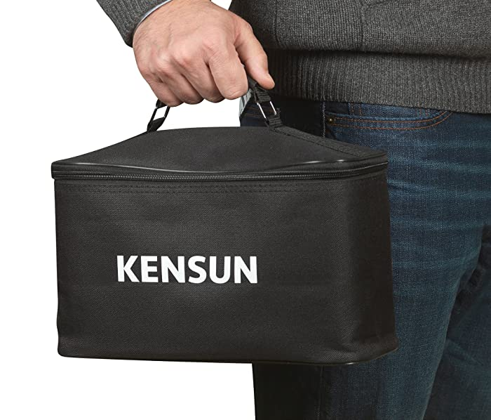 you can always take Kensun AC/DC with you wherever you go