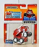 Matchbox Big Rig Buddies - Smokey The Fire Truck