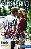 First Street Church Romances: Love's Sweet Memories (Kindle Worlds Novella) (The Hanson Family Saga Book 2)