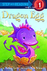 Dragon Egg (Step into Reading) Paperback