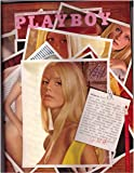 June 1969 Playboy Magazine -- Vintage Old Collectible Playboy