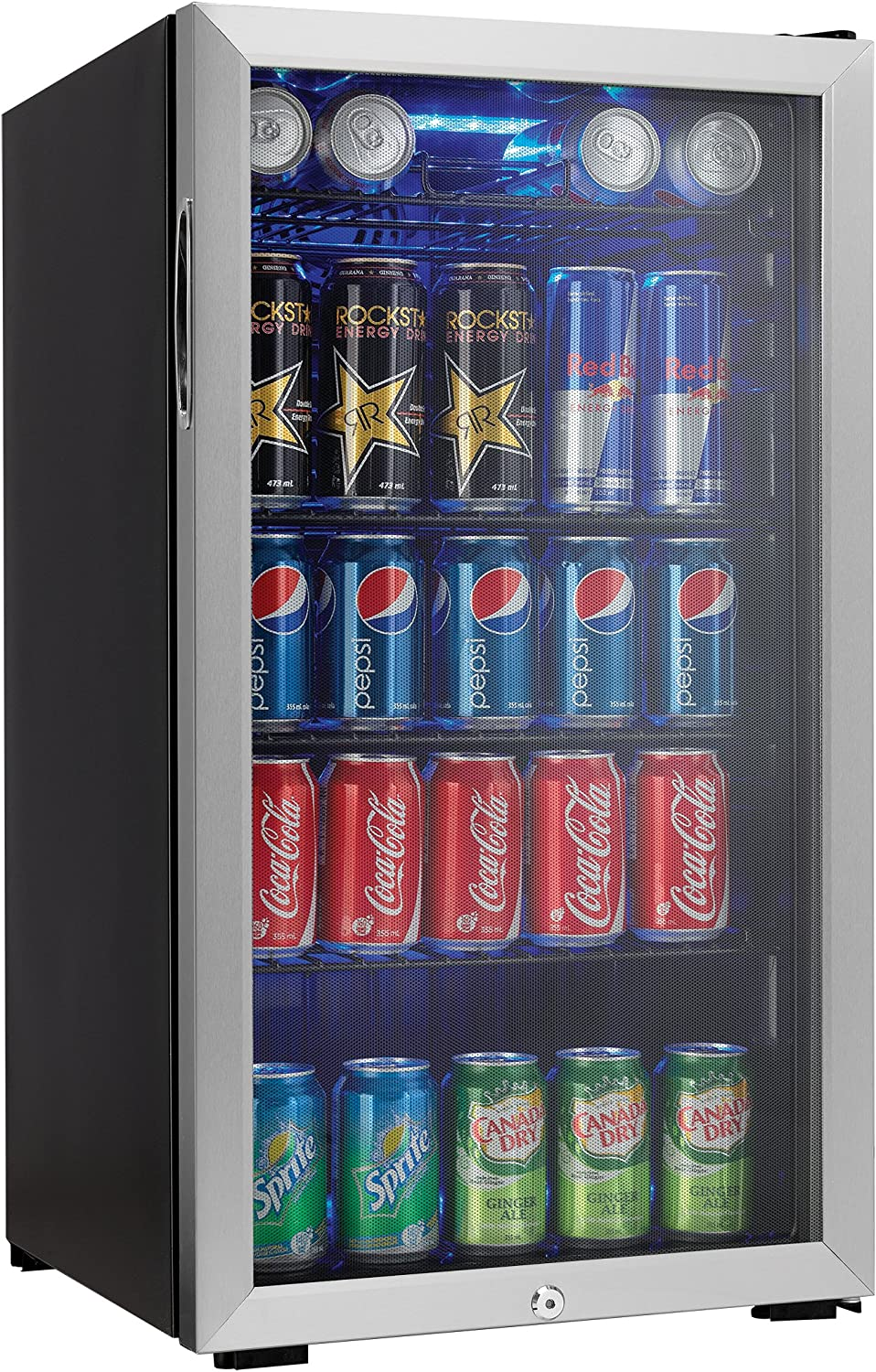 911CdTj K0L. AC SL1500 The Best Beer Fridge for 16 Oz Can 2021 (Review)