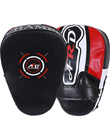 Sporting Goods Thai Kick Boxing Strike Arm Pad Focus Punch Shield Mit Boxing, Martial Arts & Mma