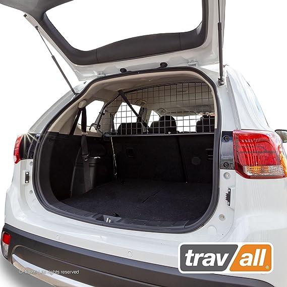 Travall Guard Hundegitter Kompatibel Mit Mitsubishi Outlander Ab 2012 Phev Ab 2014 Tdg1421 Maßgeschneidertes Trenngitter In Original Qualität Haustier