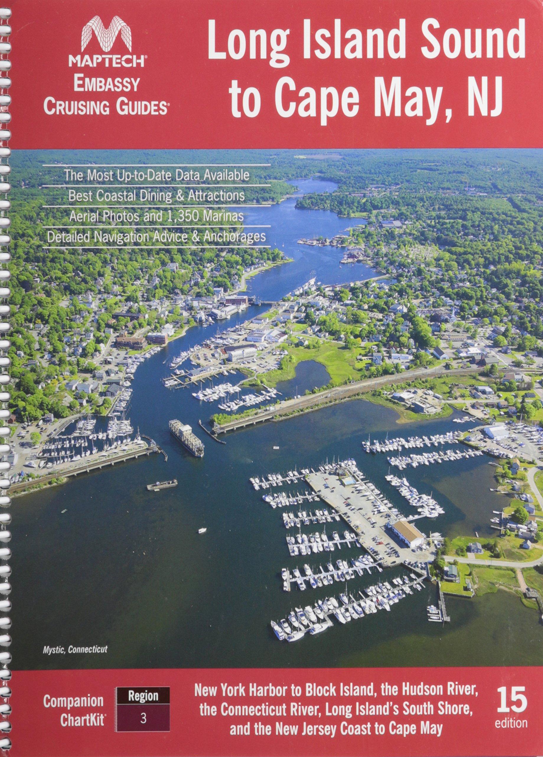 Embassy Cruising Guide: Long Island Sound, 15th Edition