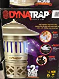Dynatrap Insect Trap with 2 Repl UV Bulbs 1/2 Acre Coverage