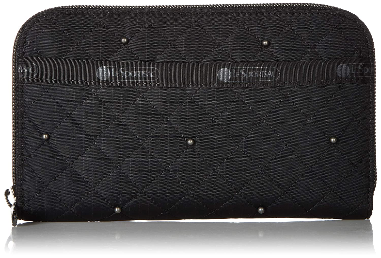 Valiant Black LeSportsac Classic Lily Wallet