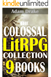 The Colossal LitRPG Collection: 9 Books