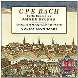 C P E Bach: Cello Concertos