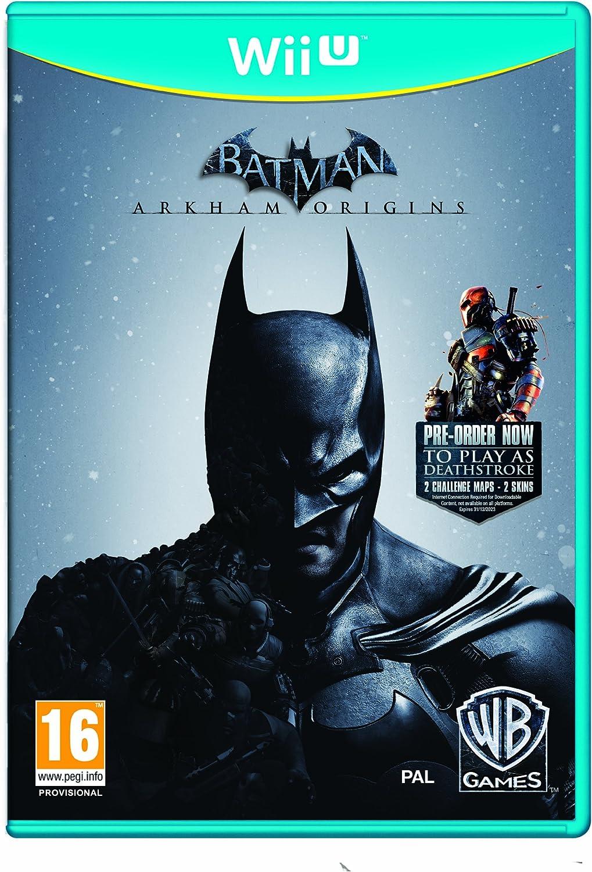 Warner Bros Batman - Juego (Wii U, Acción / Aventura, T (Teen)): Amazon.es: Videojuegos
