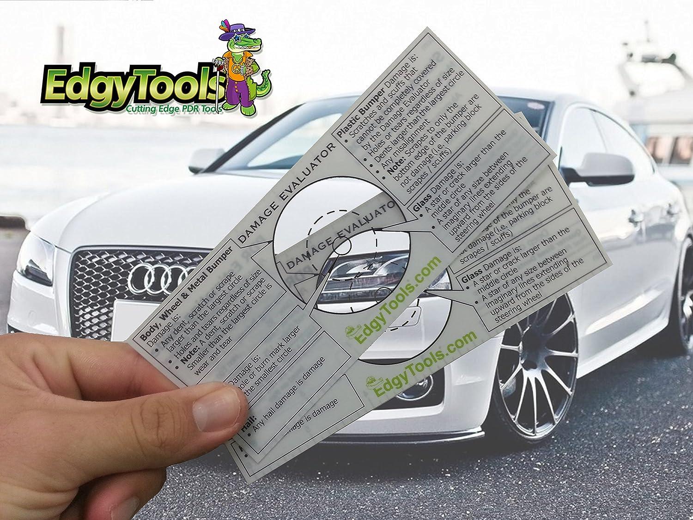 Amazon com: EdgyTools Car Dent Repair Pricing Guide Damage