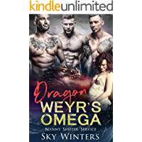 Dragon Weyr's Omega (Nanny Shifter Service Book 7)