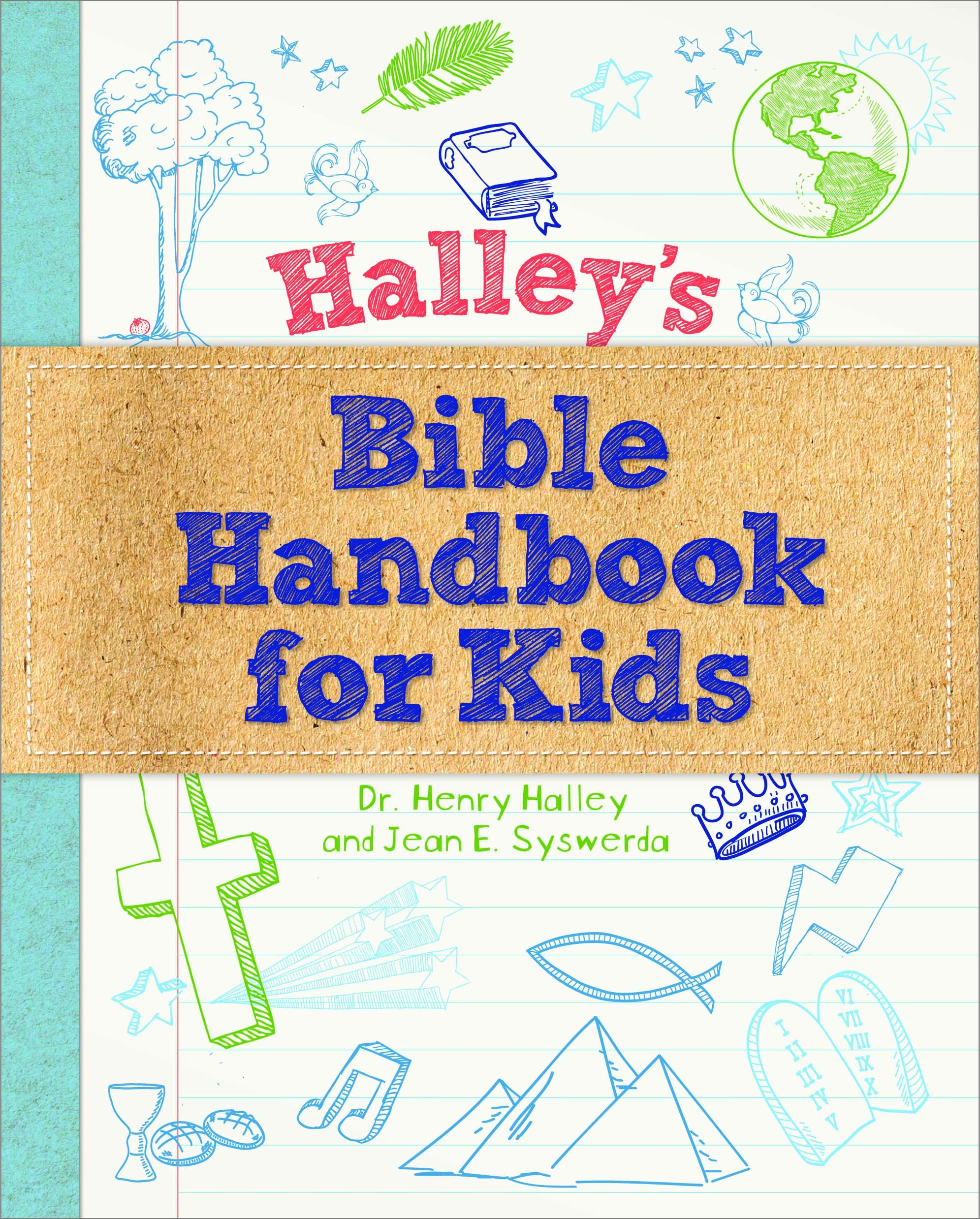 Halley's Bible Handbook for Kids pdf