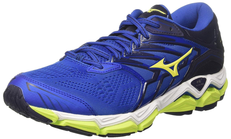 TALLA 40.5 EU. Mizuno Wave Horizon 2, Zapatillas de Running para Hombre