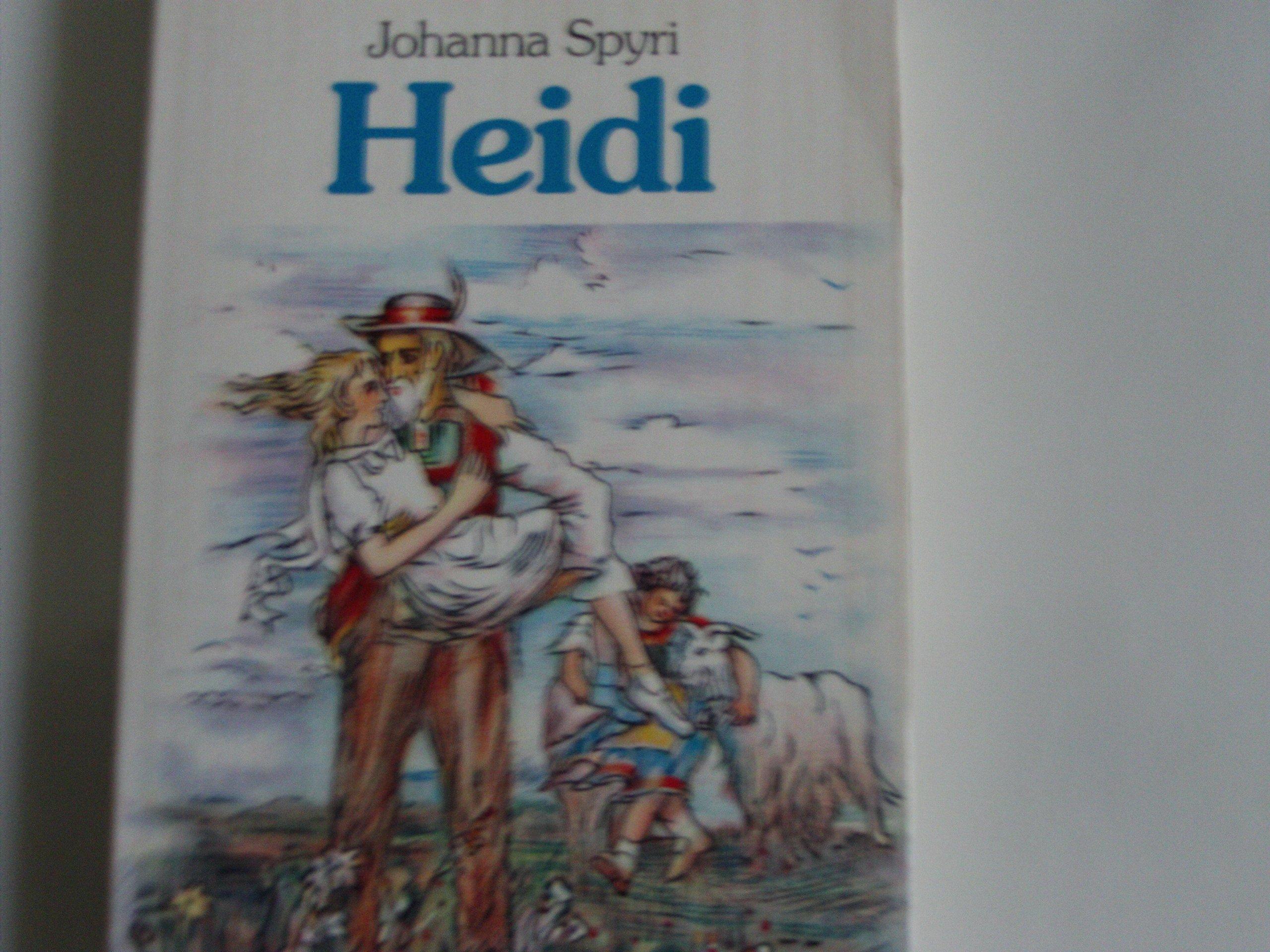 Heidi (Tascabili per bambini)