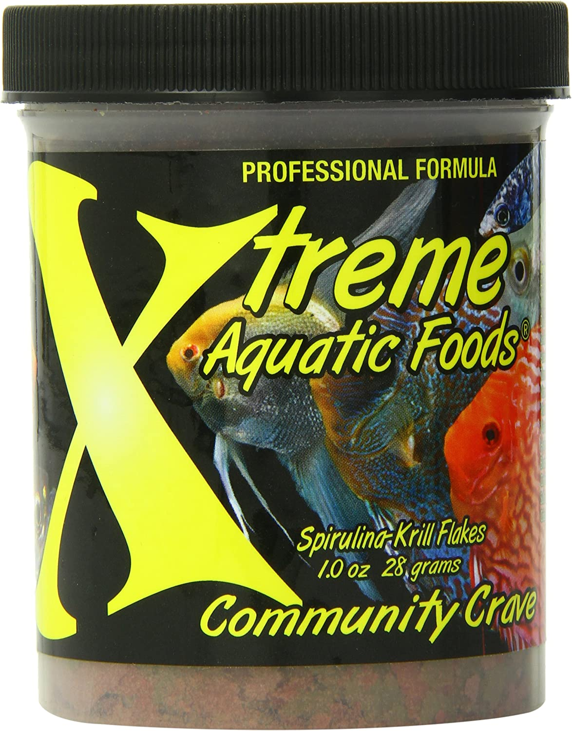 Xtreme Aquatic Foods 2138-A Community Crave Fish Food