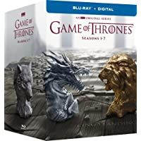 Game of Thrones: The Complete Seasons 1-7 Blu-ray Deals