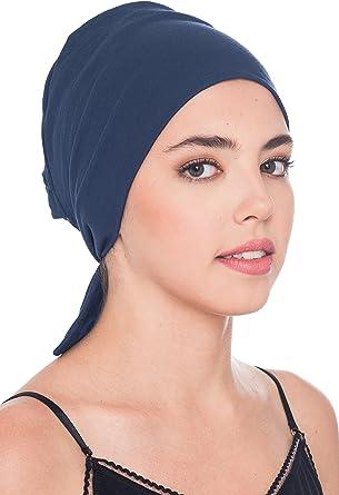 Denim Deresina Headwear Bonnet de Nuit ajust/é