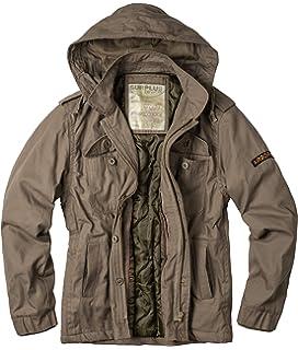 Surplus Herren Jacke Stonesbury Jacket: : Bekleidung