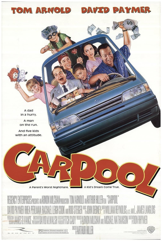 Carpool 1996 Authentic 27 X 40 Original Movie Poster Rolled Rod