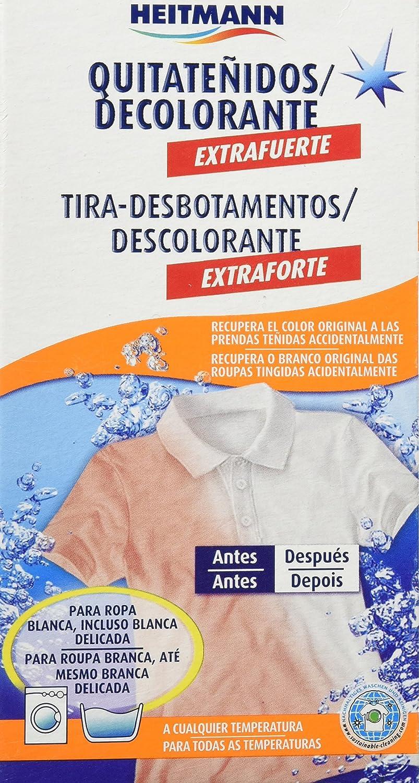 Dintex Quitateñidos ropa blanca - 250 gr - [Pack de 4]