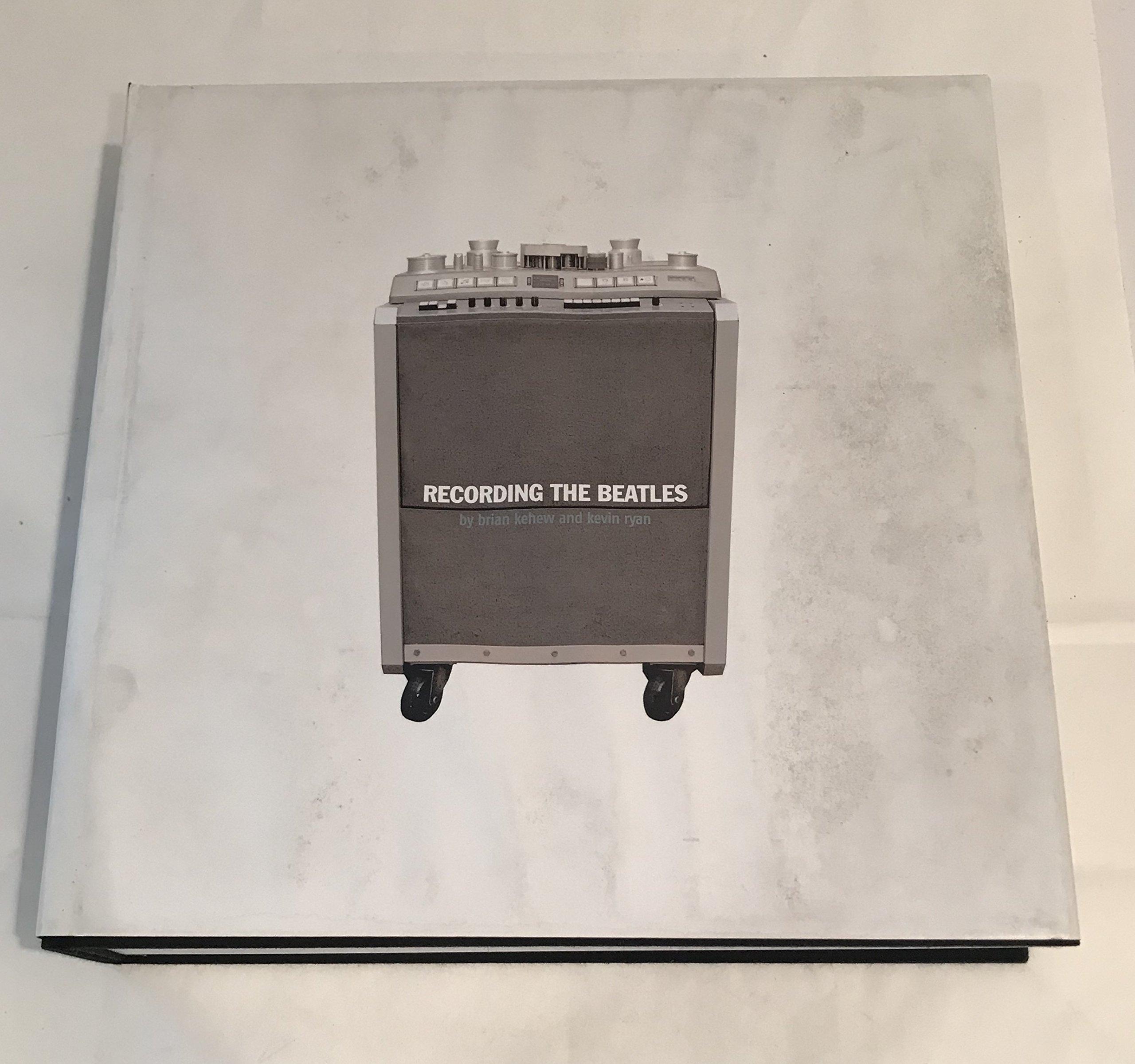 RECORDING THE BEATLES PDF