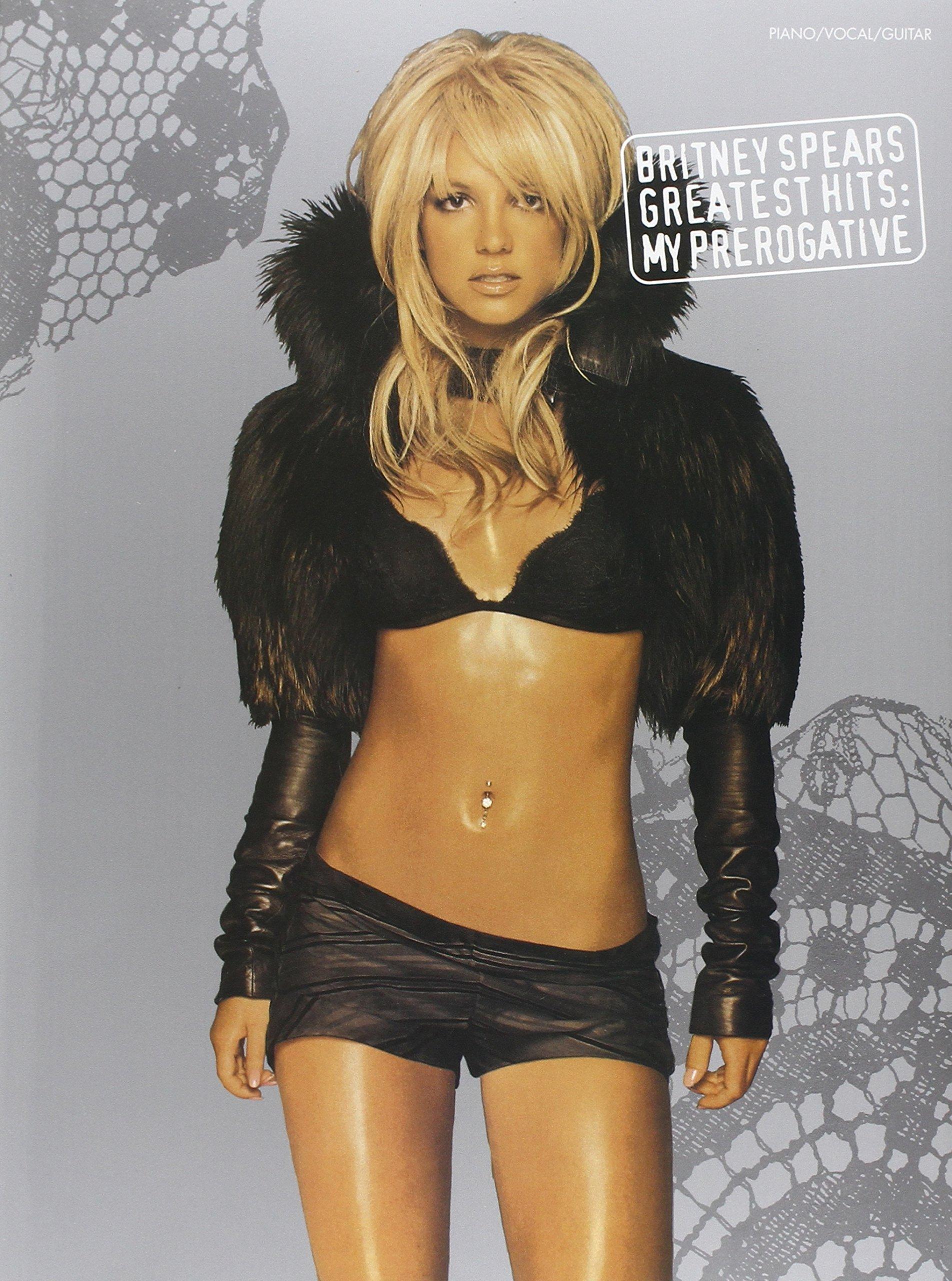 Read Online Britney Spears - Greatest Hits: My Prerogative ebook