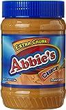 Abbie's Peanut Butter Crunchy, 510g