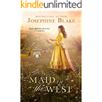 Maid in the West (Brides of Adoration Book 1)