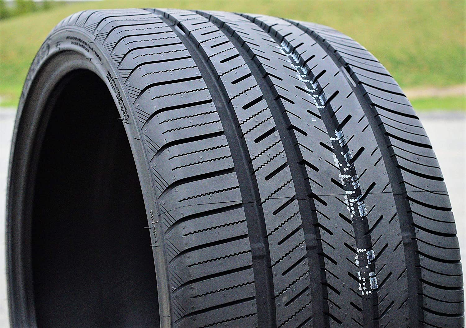 Atlas Tire Force UHP All-Season High Performance Radial Tires-305//25R22 99Y XL Set of 2 TWO