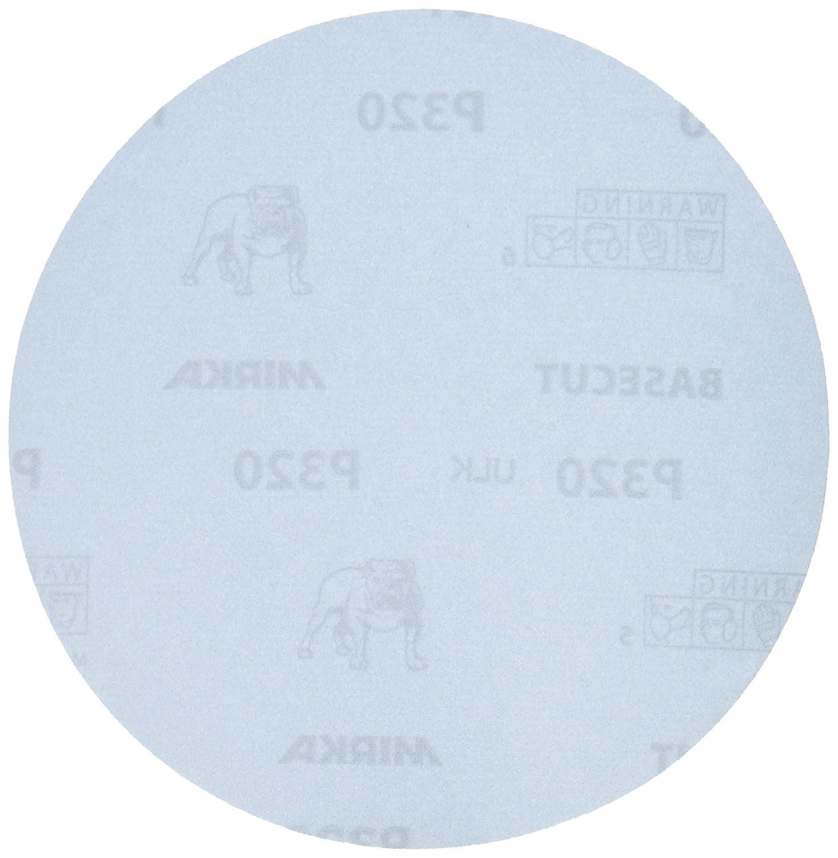 6 6 Mirka 22-622-320 Base Cut Grip Disc