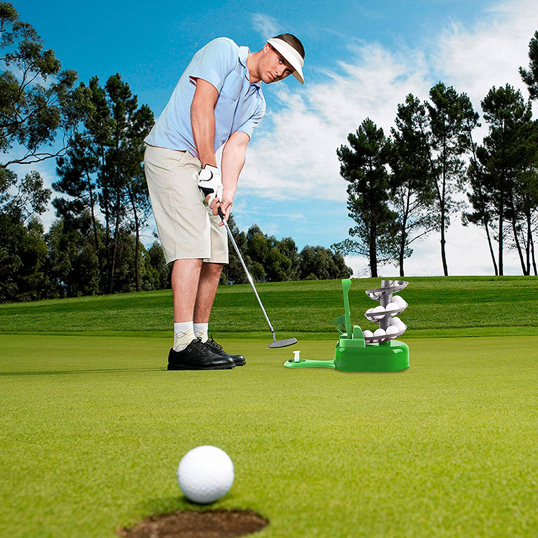 Amazon.com: Juego de mini golf deportivo con palos y bolas ...