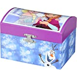 Disney Frozen Musical Blue Jewelry Box