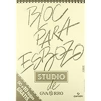 Guarro 5601 - Bloc de dibujo, 100 hojas
